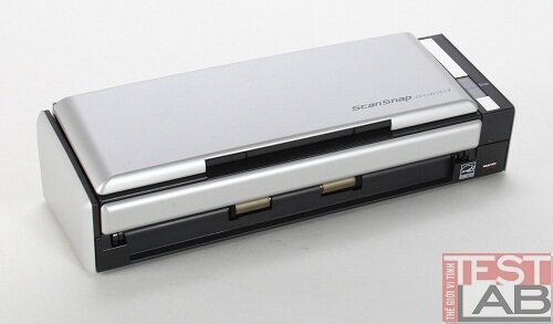 Đánh giá máy quét di động Fujitsu ScanSnap S1300i