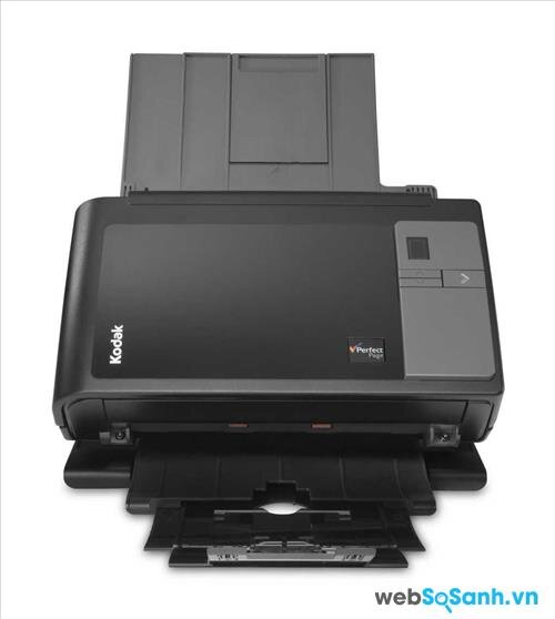 Đánh giá máy quét Kodak i2400