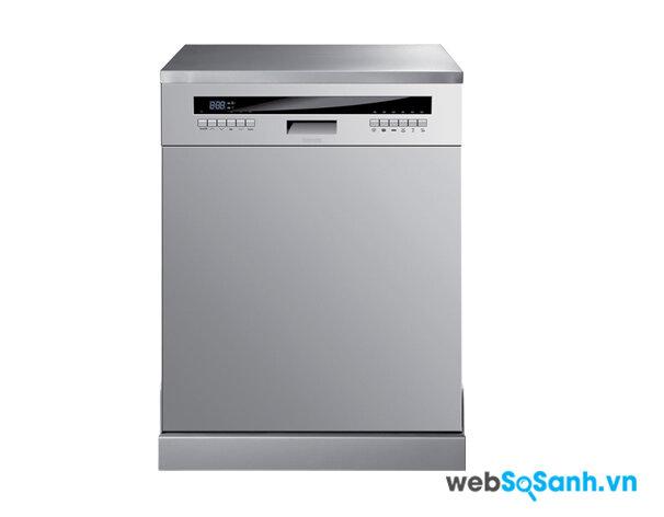 Đánh giá máy rửa bát Baumatic BDF683SS