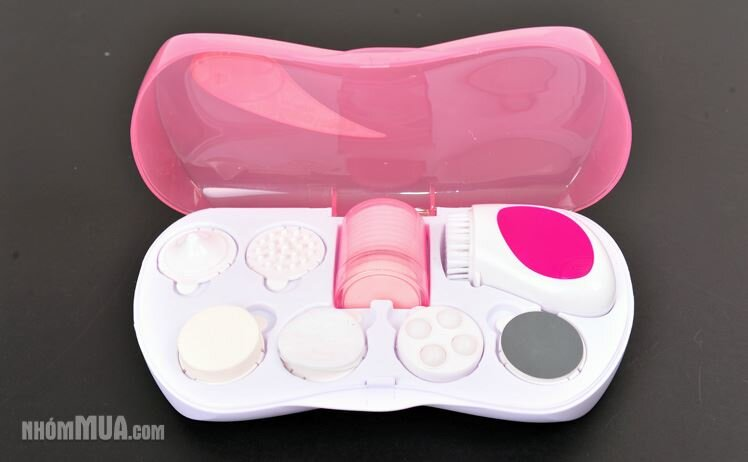 Đánh giá máy rửa mặt giá rẻ Facial Cleanser