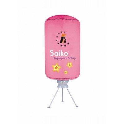 Đánh giá máy sấy quần áo Saiko CD9000UV: Giúp quần áo không bị nhăn