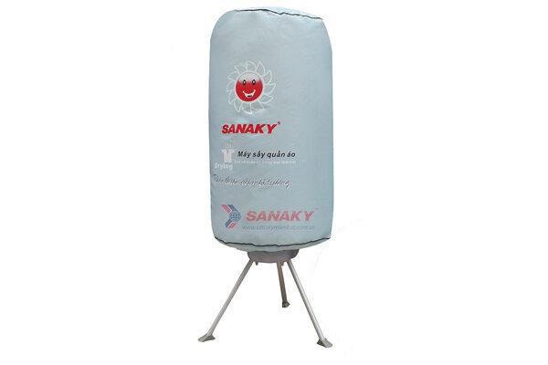 Đánh giá máy sấy quần áo Sanaky AT-900T: Nhiều chế độ sấy tiện dụng