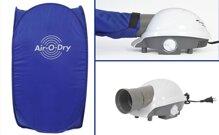 Đánh giá máy sấy quần áo Air-O-Dry: Thiết kế gọn nhẹ, giá cả hợp lý