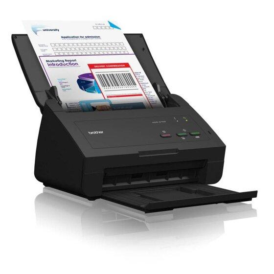 Đánh giá máy scan ảnh Brother ADS-2100