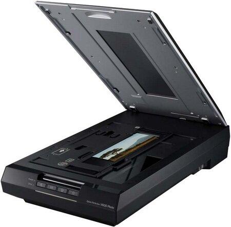 Đánh giá máy scan ảnh Epson Perfection V600