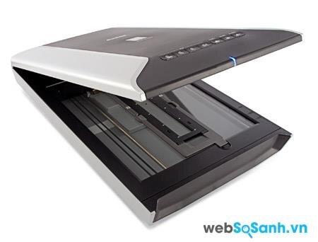Đánh giá máy scan Canon CanoScan 5600F