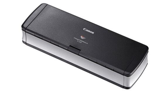 Đánh giá máy scan Canon ImageFORMULA P-215