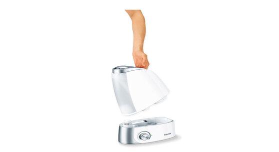 Đánh giá máy tạo ẩm Beurer có tốt không, giá bao nhiêu, mua loại nào