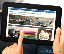 Đánh giá máy tính bảng Amazon Kindle Fire HD 8.9 phiên bản 4G LTE (Phần I)