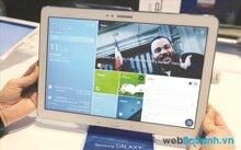 Đánh giá máy tính bảng cao cấp Samsung Galaxy Note Pro 12.2