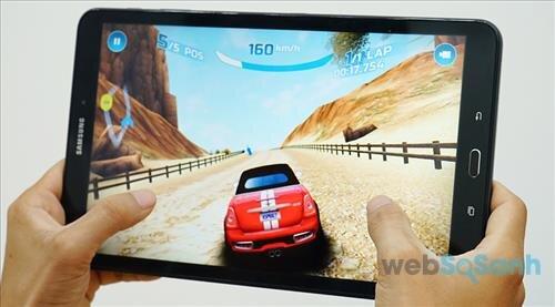 Đánh giá máy tính bảng cỡ lớn Samsung Galaxy Tab A6 10.1