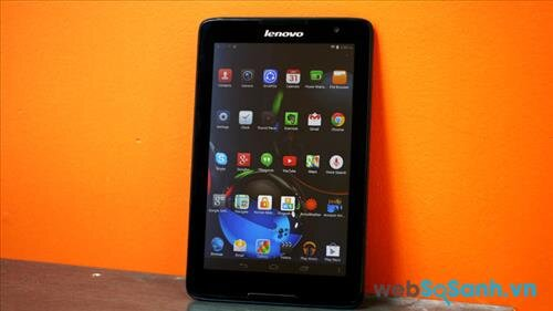 Đánh giá máy tính bảng giá rẻ Lenovo IdeaTab A8- 50 HD (A5500)
