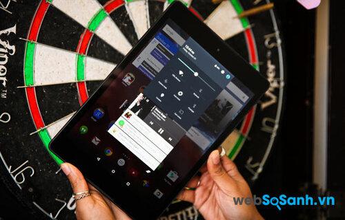 Đánh giá máy tính bảng Google Nexus 9