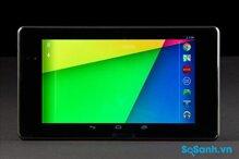 Đánh giá máy tính bảng Google Nexus 7 2013: màn hình full DH, cấu hình tầm trung