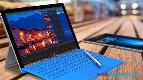 """Đánh giá máy tính bảng lai Microsoft Surface Pro 4: """"hậu duệ"""" của Surface Pro 3 đã lộ diện (Phần I)"""