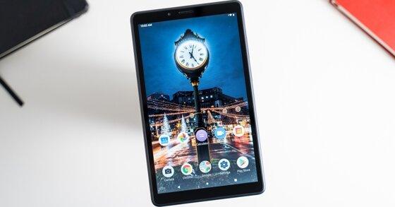 Đánh giá máy tính bảng Lenovo Tab M7: Tiền nào của nấy!