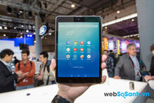 Đánh giá máy tính bảng Nokia N1- hình bóng từ iPad Mini