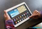 Đánh giá máy tính bảng Samsung Galaxy Tab 3 10.1 (Phần 1: Thiết kế)