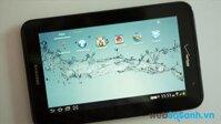 Đánh giá máy tính bảng Samsung Galaxy Tab 2 7.0: sự cắt giảm đáng kể từ phiên bản tiền nhiệm