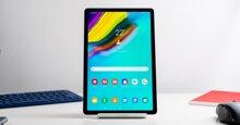 Đánh giá máy tính bảng Samsung Galaxy Tab S5E: Ngoại hình đẹp nhưng hiệu năng chưa như ý