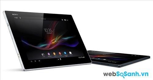 Đánh giá máy tính bảng Sony Xperia Z2 Tablet: không nhiều sự thay đổi từ người tiền nhiệm