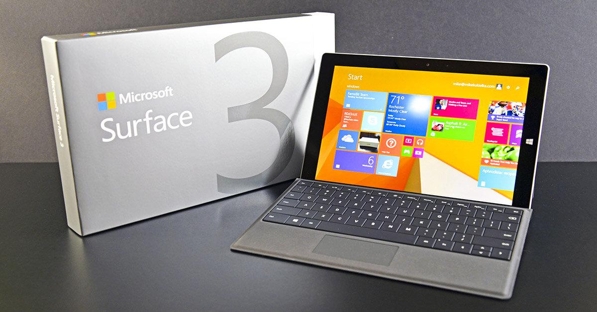 Đánh giá máy tính bảng Surface Go: Thiết kế nhỏ gọn – Giá thành bình dân đáng sắm nhất hiện nay