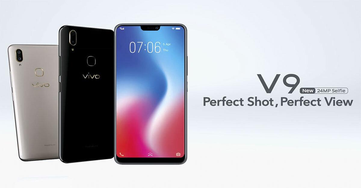 Đánh giá máy Vivo V9 giá chính thức 7,9 triệu đồng