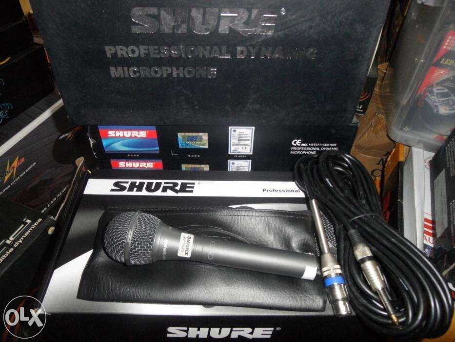 Đánh giá micro có dây Shure SM 959