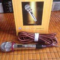 Đánh giá micro có dây Shure SR 968 - tinh hoa chất lượng âm thanh
