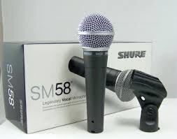 Đánh giá Micro không dây cao cấp Shure SM58 (SM-58)