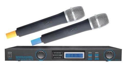 Đánh giá micro không dây Shure UGX4 – đáp ứng nhu cầu giải trí chuyên nghiệp