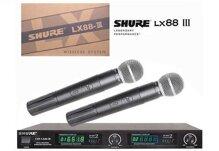 """Đánh giá micro không dây Shure LX88-III, trải nghiệm âm thanh """"không dây"""" thời thượng"""