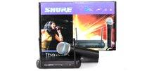 Đánh giá micro không dây karaoke Shure KCX4 - cho phút giây giải trí đỉnh cao