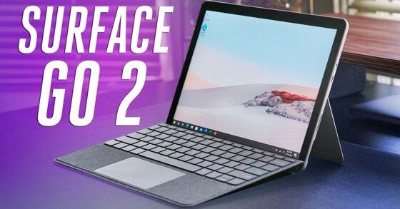 Đánh giá Microsoft Surface Go 2: Máy tính bảng Windows 10 inch tốt nhất hiện nay!