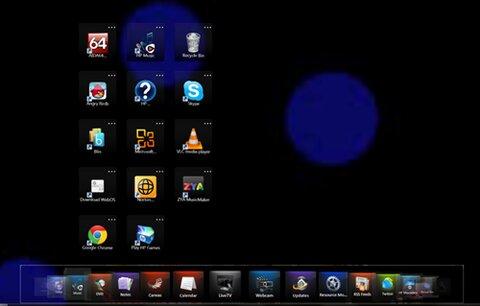 Đánh giá, nhận xét: Máy để bàn All-in-One HP TouchSmart 520