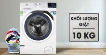 Đánh giá nhanh 3 máy giặt Electrolux 10kg tốt nhất 2019
