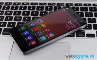 Đánh giá nhanh điện thoại Xiaomi Mi 5