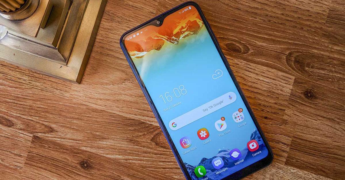 Đánh giá nhanh điện thoại Samsung Galaxy M20: camera kép, pin 5000 mAh, giá lại SIÊU RẺ