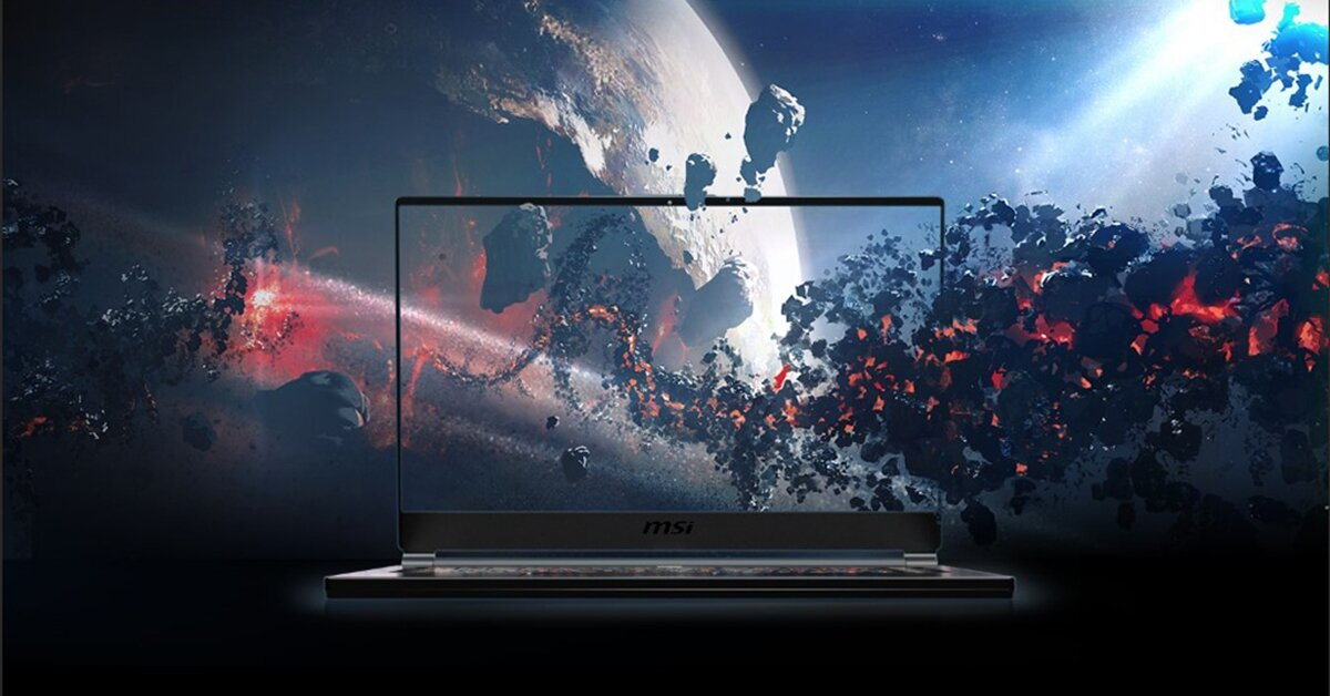 Đánh giá nhanh laptop chơi game MSI GS65: mỏng, nhẹ nhưng vô cùng mạnh mẽ