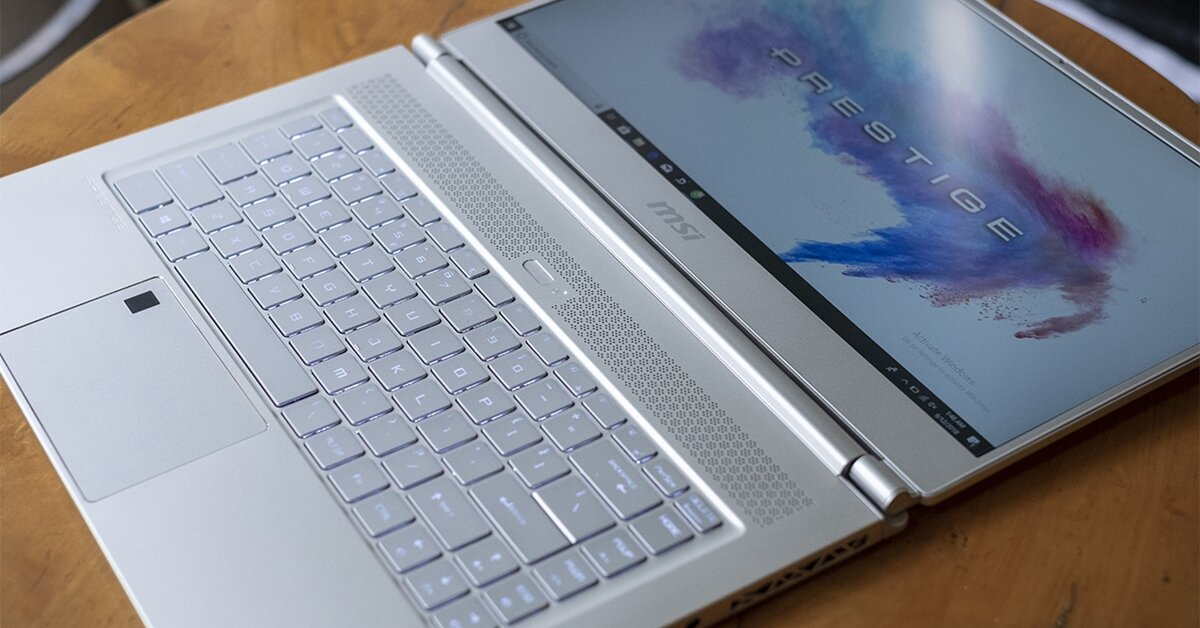 Đánh giá nhanh laptop MSI P65 Creator