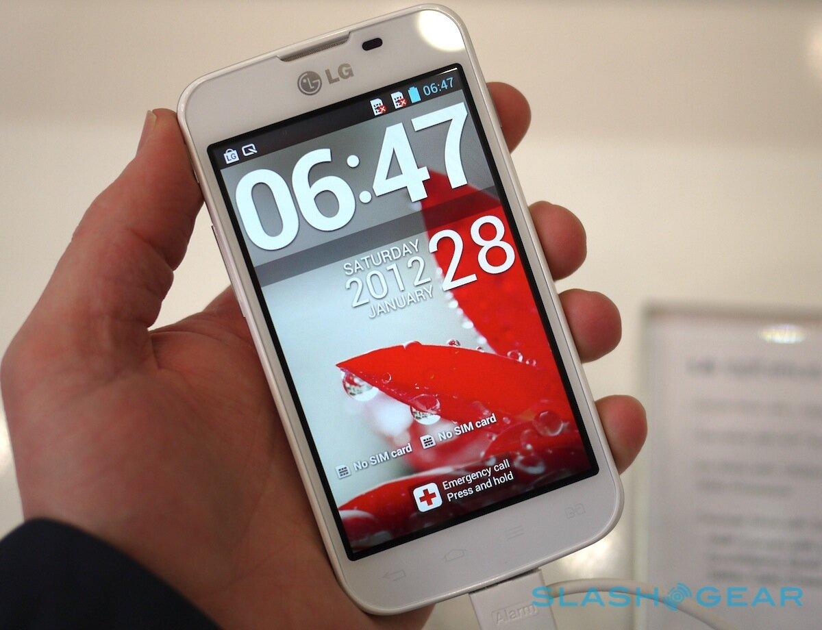 Đánh giá nhanh LG Optimus L7 II