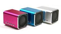 Đánh giá nhanh loa mini MD05 - hỗ trợ thẻ nhớ USB, cho trải nghiệm âm thanh tốt
