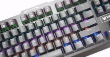 Đánh giá nhanh mẫu bàn phím cơ giá rẻ Rapoo V560