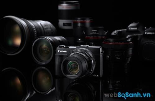 Đánh giá nhanh máy ảnh Canon G1X Mark II