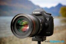 Đánh giá nhanh máy ảnh Canon 5D Mark III