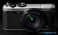 Đánh giá nhanh máy ảnh compact Pentax MX-1
