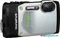 Đánh giá nhanh máy ảnh compact siêu bền Olympus Tough TG-850