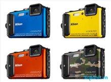 Đánh giá nhanh máy ảnh compact Nikon Coolpix AW130