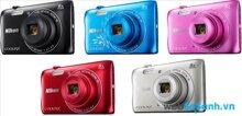 Đánh giá nhanh máy ảnh compact Nikon Coolpix S3700