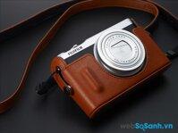 Đánh giá nhanh máy ảnh compact Fujifilm XQ2